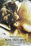 Close Up Black Hawk Down Poster Leave no Man Behind (68,5cm