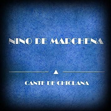 Cante De Chiclana