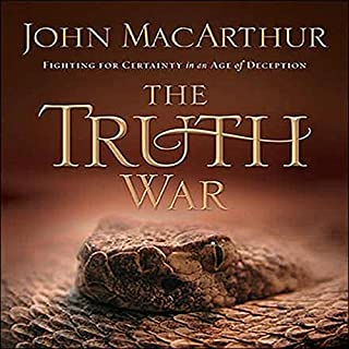 The Truth War audiobook cover art