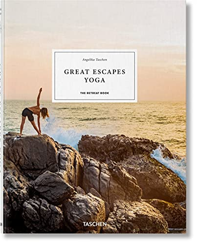 Great Escapes Yoga. The Retreat Book. 2020 Edition (Jumbo)