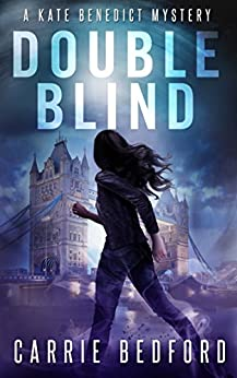 Double Blind: Kate Benedict Paranormal Mystery #2 (The Kate Benedict Series) by [Carrie Bedford]