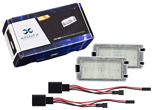 LED Kennzeichenbeleuchtung Nummernschildbeleuchtung 2601