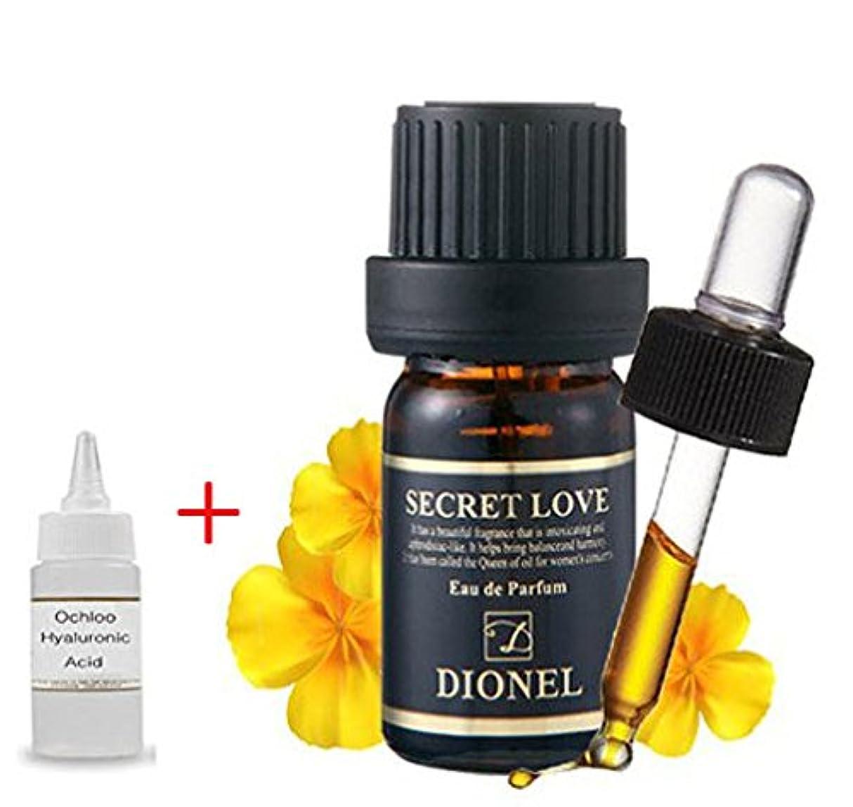 くそーリーズ階層[Dionel] 香水のような女性清潔剤、プレミアムアロマエッセンス Original Love Secret Black Edition Dionel 5ml. ラブブラックエディション、一滴の奇跡. Made in Korea + Ochloo hyaluronic acid 10ml
