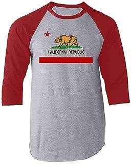 California Republic Calexit Flag Womens Tee Shirt, Tank Top, Tote Bag