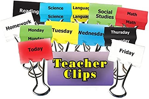 Classes & days of week teacher by Top Notch Teacher Products