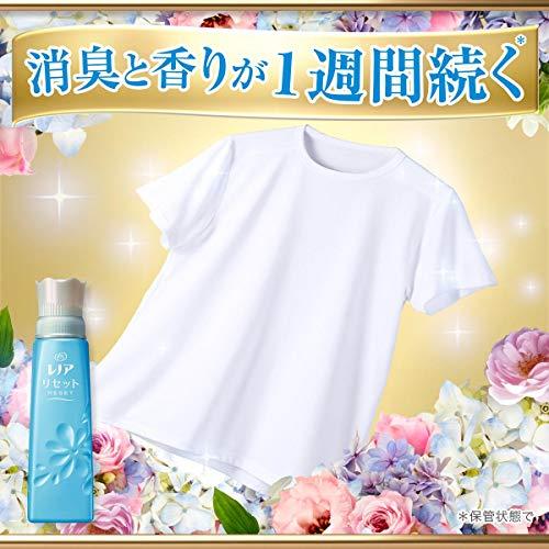 レノアリセット柔軟剤衣類のシワ&ダメージを防ぐフレッシュパステルブーケ本体570mL