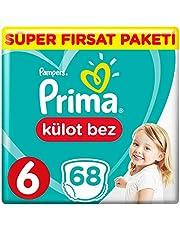 Prima Külot Bebek Bezi 6 Beden Ekstra Large Deneme Paketi