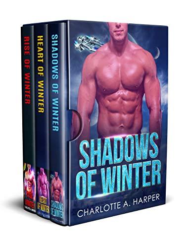 Winter's Edge: The Complete Box Set (Books 1-3): A Sci-fi Alien Warrior Romance (English Edition)