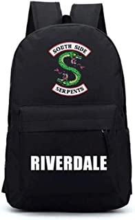 Southside Serpents Jughead Backpack for Student Schoolbag Bookbag