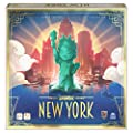 Santorini New York, Strategy Board Game, for Adults and Kids Ages 8 and up