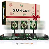 SUNCOO Moving Shooting Targets, Electronic Scoring Auto Reset Digital Targets for Guns Shooting Target, Ideal Toy for Boys & Girls