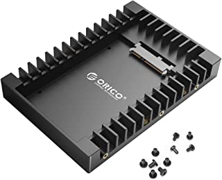 """ORICO 2,5"""" naar 3,5"""" inbouwframe interne harde schijf adapter converter inbouwframe , voor 2,5 inch SATA HDD of SSD van 7/..."""