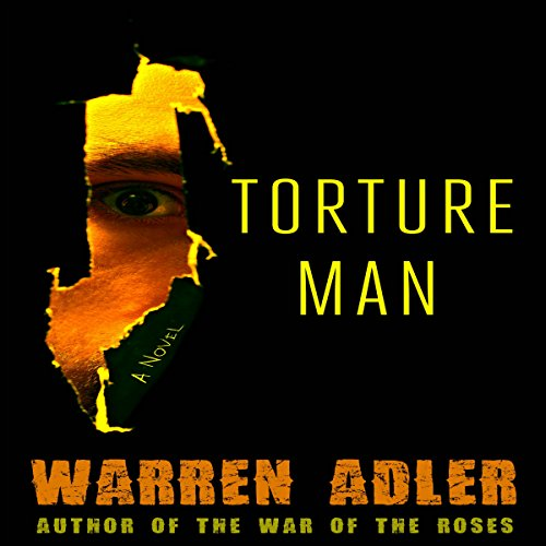 Torture Man audiobook cover art