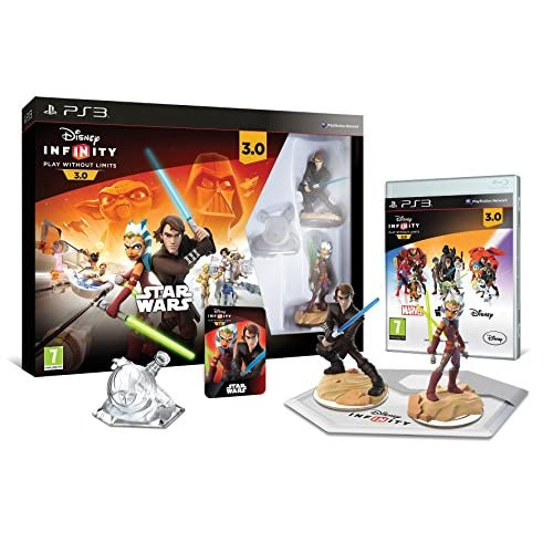 Disney Infinity 3.0: Play Without Limits Special Edition (PS3) - [Edizione: Regno Unito]