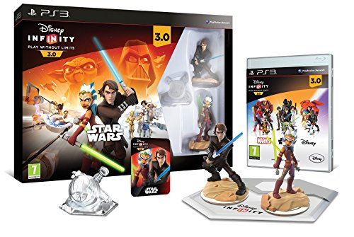 Disney Infinity 3.0: Star Wars Starter Pack (Playstation 3) [UK IMPORT]