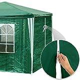 Zoom IMG-2 tectake gazebo tendone tenda padiglione