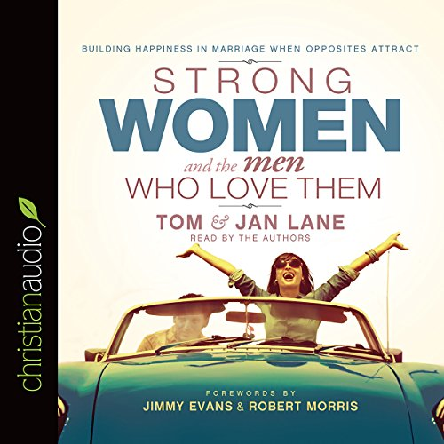 Strong Women and the Men Who Love Them audiobook cover art
