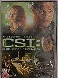 CSI: Crime Scene Investigation - Las Vegas - Season 11 - Nordic Import - Region 2 -
