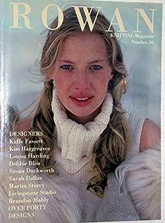 Rowan Knitting Magazine Number 30