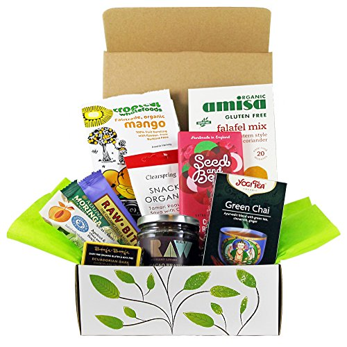 Organic Goodness Healthy Natural Hamper Gift Box