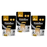 Wonder Noodles - Spaghetti - Carb-Free, Keto Pasta - Gluten-Free, Kosher, Vegan, Zero Calories - ready to eat (Includes 3 packages - Each package contains 2 inner packs of 7oz each)