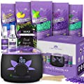 Waxing Kit Wax Warmer -Easy to use -Digital Display -For Sensitive skin