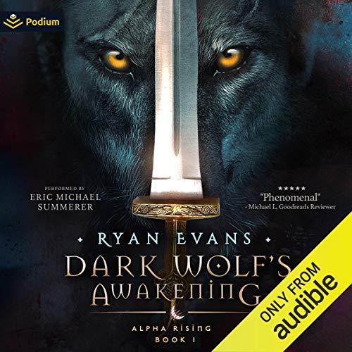Dark Wolf's Awakening cover art