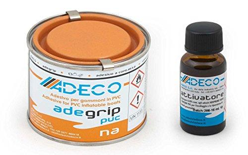 wellenshop Adeco Schlauchbootkleber-Set PVC