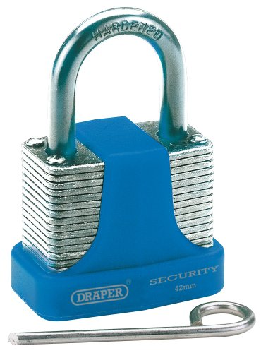 Draper 64157 combinatiehangslot, 42 mm