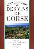 Encyclopédie des vins de Corse