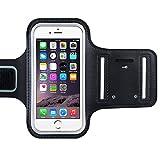 Sport Armband, OMorc wasserfest Handyhlle, Fitness Tasche, Armtasche mit Schlsselring fr iPhone 7,...