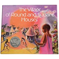 Constructive Playthings LB-18 The Village of Round and Square Houses (Africa) - Books of Many Cultures Multi [並行輸入品]
