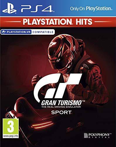 Gran Turismo Sport Hits pour PS4 [Edizione: Francia]