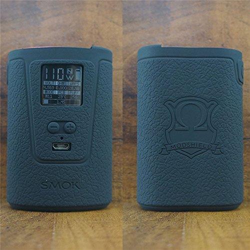 ModShield for Smok G150 150W TC Silicone Case ByJojo G 150 Skin Cover Sleeve Wrap Shield (Black)