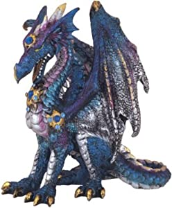 StealStreet SS-G-71281 Dragon Collection Fantasy Figurine Decoration Collectible Statue Decor