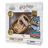 Harry Potter Babbler Dobby Talking Keycard Holder con cordón