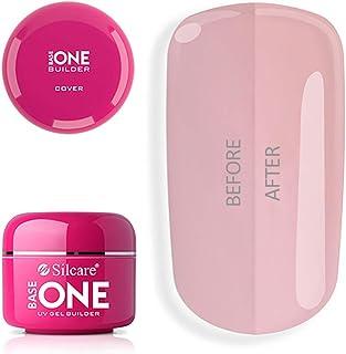 Gel de base «Base One» de Silcare para uñas para curar con luz UV y limar ideal para manicura frances...