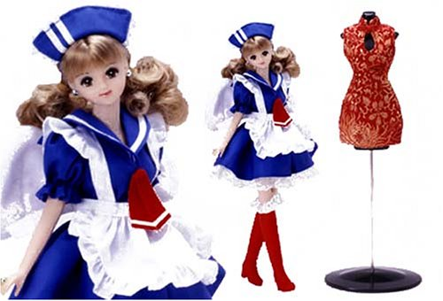 Jenny Collector's Fashion 21 cosplayers (no doll included) (japan import)