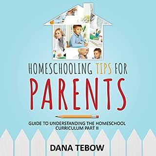 Homeschooling Tips for Parents audiobook cover art