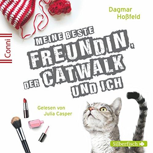 Meine beste Freundin, der Catwalk und ich     Conni 15, 3              Autor:                                                                                                                                 Dagmar Hoßfeld                               Sprecher:                                                                                                                                 Julia Casper                      Spieldauer: 2 Std. und 35 Min.     37 Bewertungen     Gesamt 4,7
