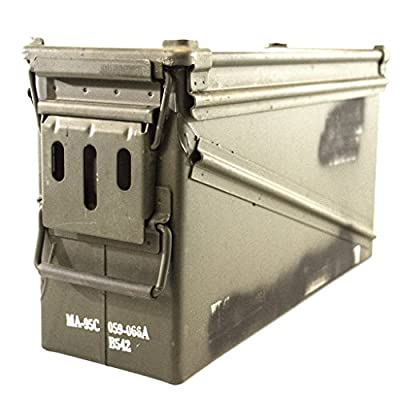 Ammo Can Military Surplus Metal M385A1 PA120 17in x 10in - Grade 2