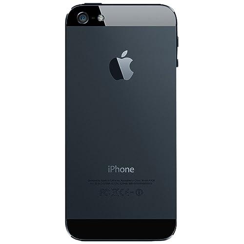 Apple iPhone 5 32GB black ohne Simlock, ohne Vertrag f8cdedc6b98f