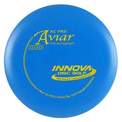 INNOVA KC Pro Aviar Putt & Approach Golf Disc [Colors May Vary] - 173-175g