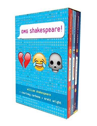 OMG Shakespeare Boxed Set: YOLO Juliet; srsly Hamlet; Macbeth #killing it