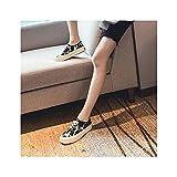 HaoLin Mocasines Sin Cordones Zapatos para Conducir Confort...