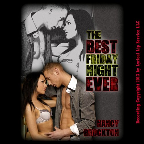 The Best Friday Night Ever audiobook cover art