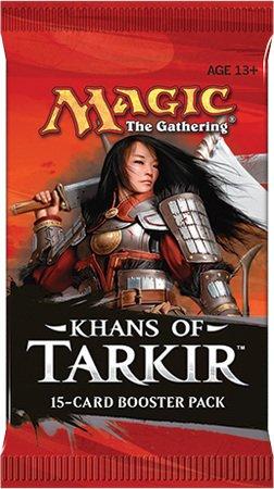 Khans of Tarkir Booster Pack - English - Magic: The Gathering