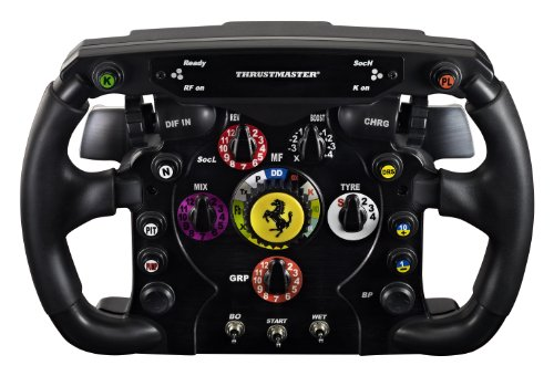 Thrustmaster 4160571 Ferrari F1 - Add-On para usar con T500 RS, T300RS, T300 Ferrari GTE, TX Racing Wheel Ferrari 458 Italia Edition