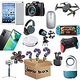 AKEFG Producto electrónico Misterioso, Caja ciega, Caja Sorpresa de cumpleaños, Caja de Regalo de la Suerte, Regalo Sorpresa para Adultos, posiblemente Obtener Cajas