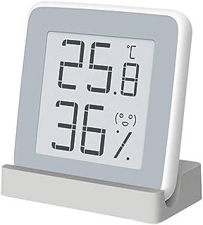 YIN YIN, Temperatura y Humedad Metros, de Alta precisión termómetro electrónico de Interior, higrómetro seco Oficina con l...